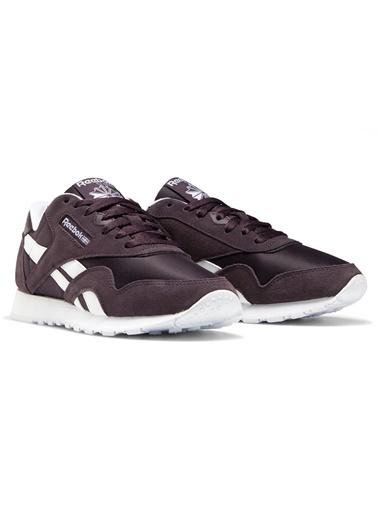 Reebok Kadın Mor Nylon Koşu Ayakkabısı FW25 Mor